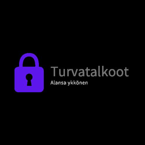 Turvatalkoot logo